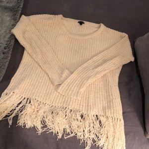 Worth long sweater